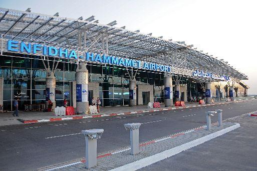 """У аэропорта """"Энфида"""""""