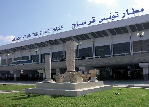 """Аэропорт """"Тунис-Карфаген"""""""
