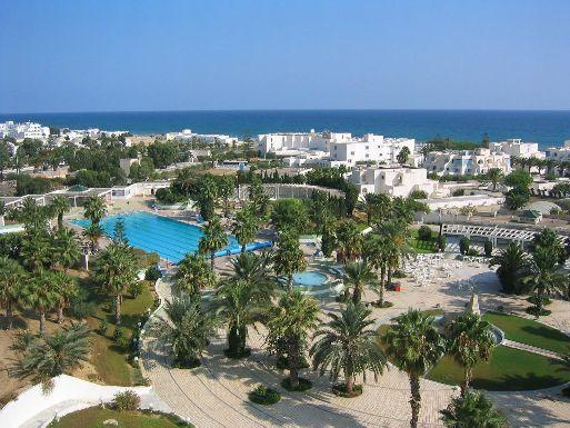 В тунисе в сентябре очень хорошо