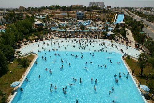 Аквапарк Acqua Palace Water Park - одно из любимых мест отдыха как взрослых, так и маленьких туристов