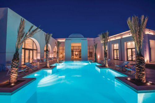 Отель в Тунисе, где могут провести медовый месяц молодожены